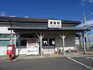 廃線探索 常磐線旧線:桃内駅-鹿...