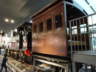 京都鉄道博物館(歩鉄の達人)